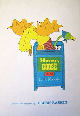 Cover of Moose, Goose and Little Nobody