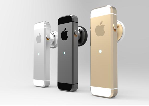 Tai nghe bluetooth phong cách iPhone 5s, ảnh 1