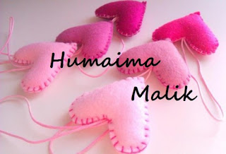 Humaima Malik Skype Id and Real Facebook Email Address