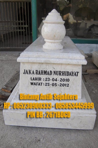 Harga Makam Batu marmer