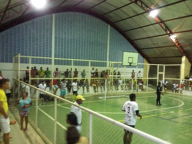 1ª COPA SÃO SEBASTIÃO DE FUTSAL DE LIMA CAMPOS