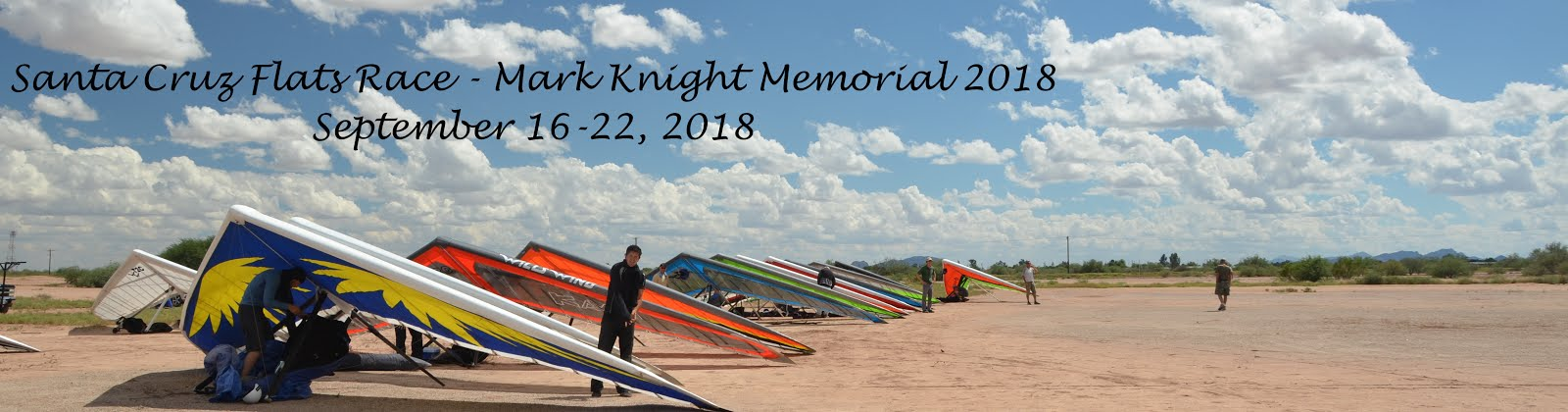 Santa Cruz Flats Race - Mark Knight Memorial 2018