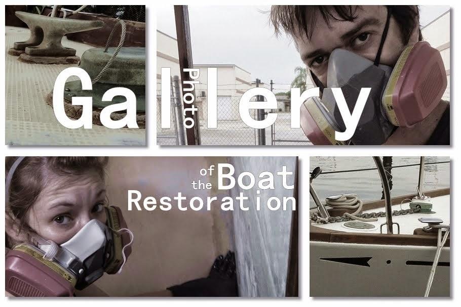 Restoring the Boat