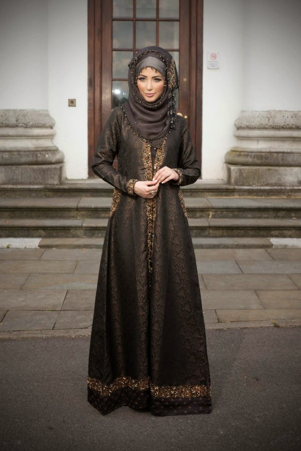 abaya collection 2015