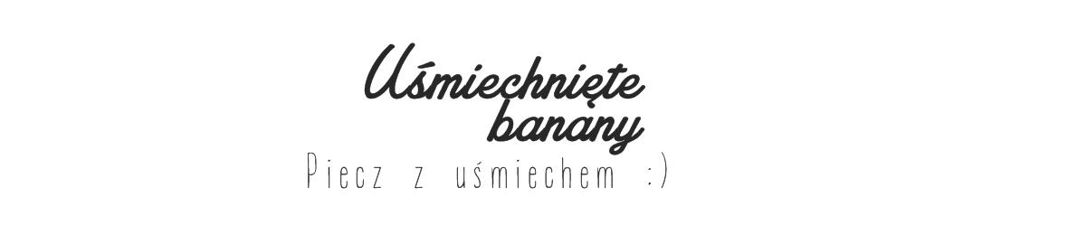 Uśmiechnięte banany
