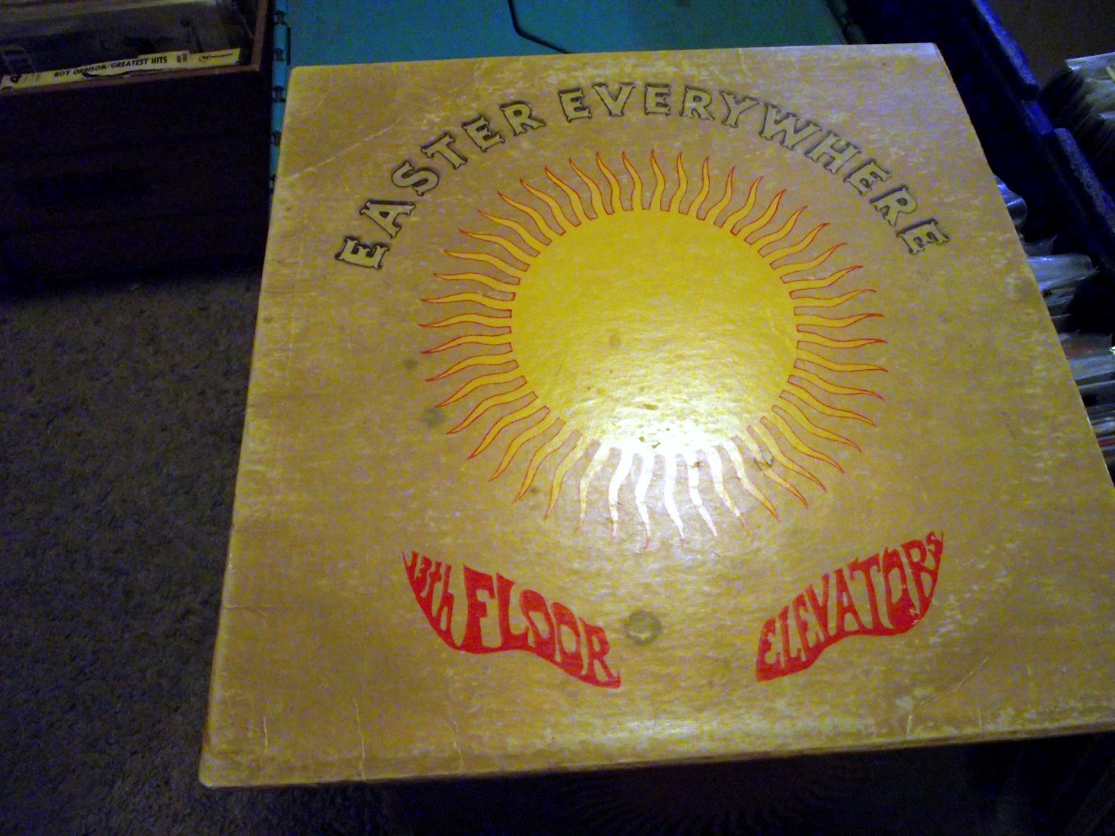 Texas psych psychedelic music 13th floor elevators for The 13th floor elevators easter everywhere