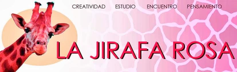 La Jirafa Rosa