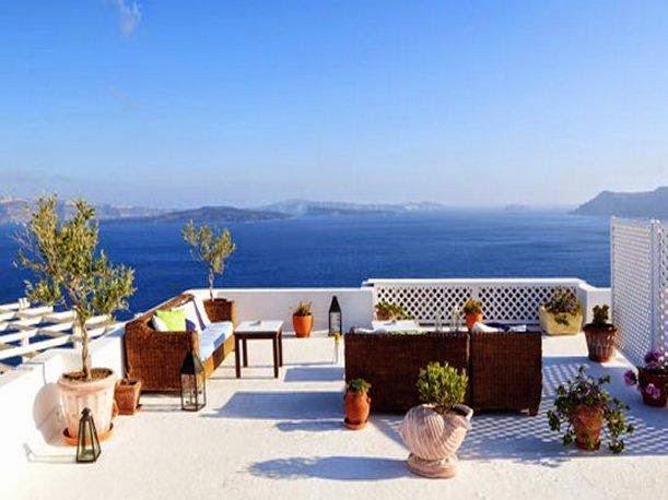 Muebles y decoraci n de interiores c mo decorar una - Decorar casa playa ...