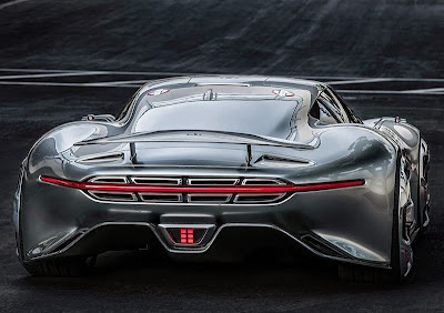 Zero 2 turbo for Mercedes benz amg vision gt price