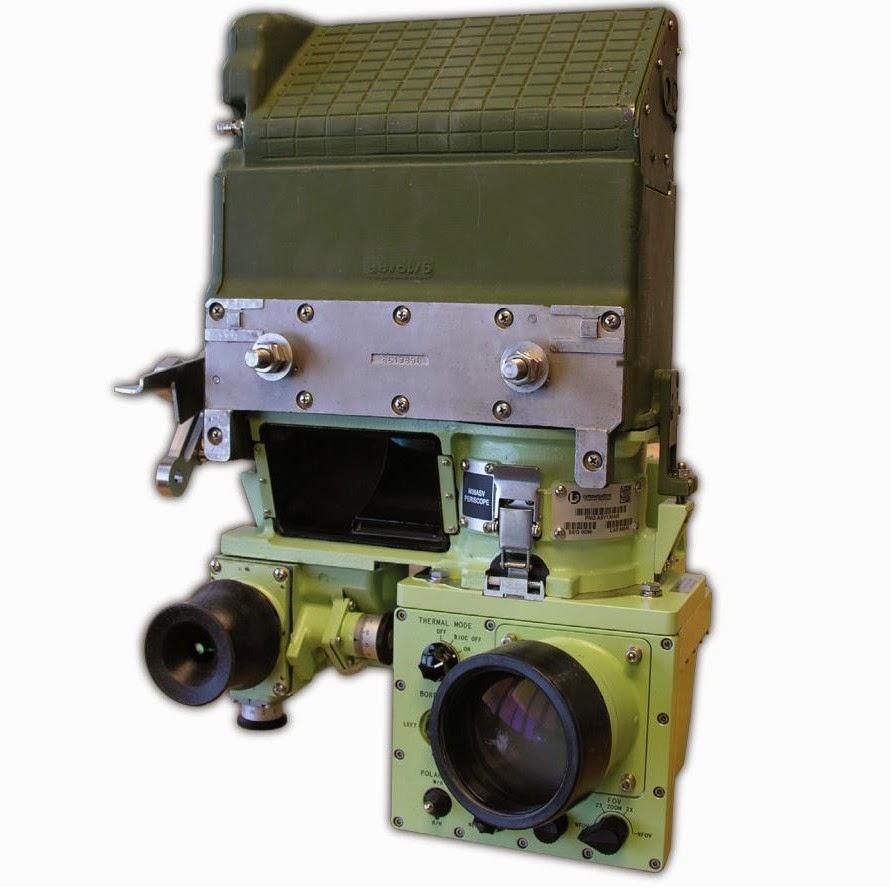 IRTAS M36 - модернизированный ИК-прицел M36
