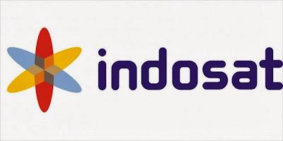 Logo Indosat