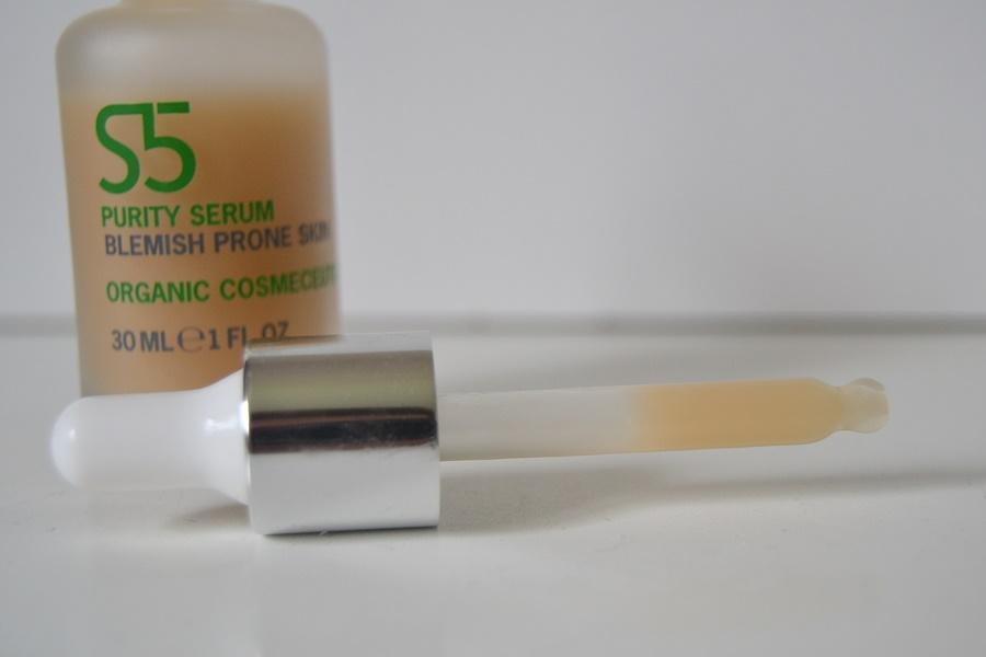 S5 Skincare Purity Serum