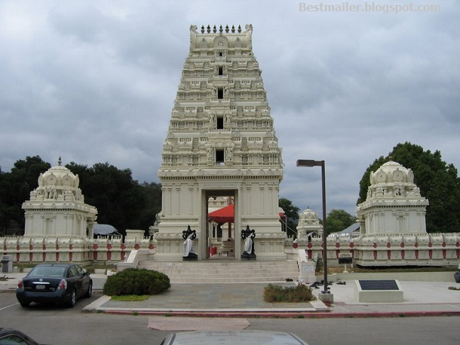 Wonderful Indian Temples Abroad.1