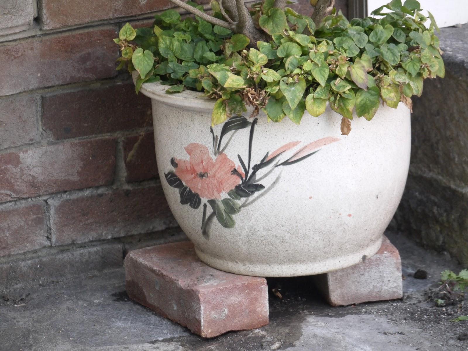 Poole pot de fleurs