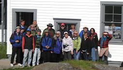 2011 WSU Beach Watcher Class at Patos Light