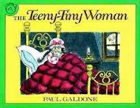 bookcover of The Teeny-Tiny Woman  by Paul Galdone