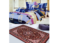 Buy Home Zaara Double Bedsheet at Rs. 274 : Buytoearn