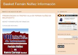 Basket Fernán Nuñez información