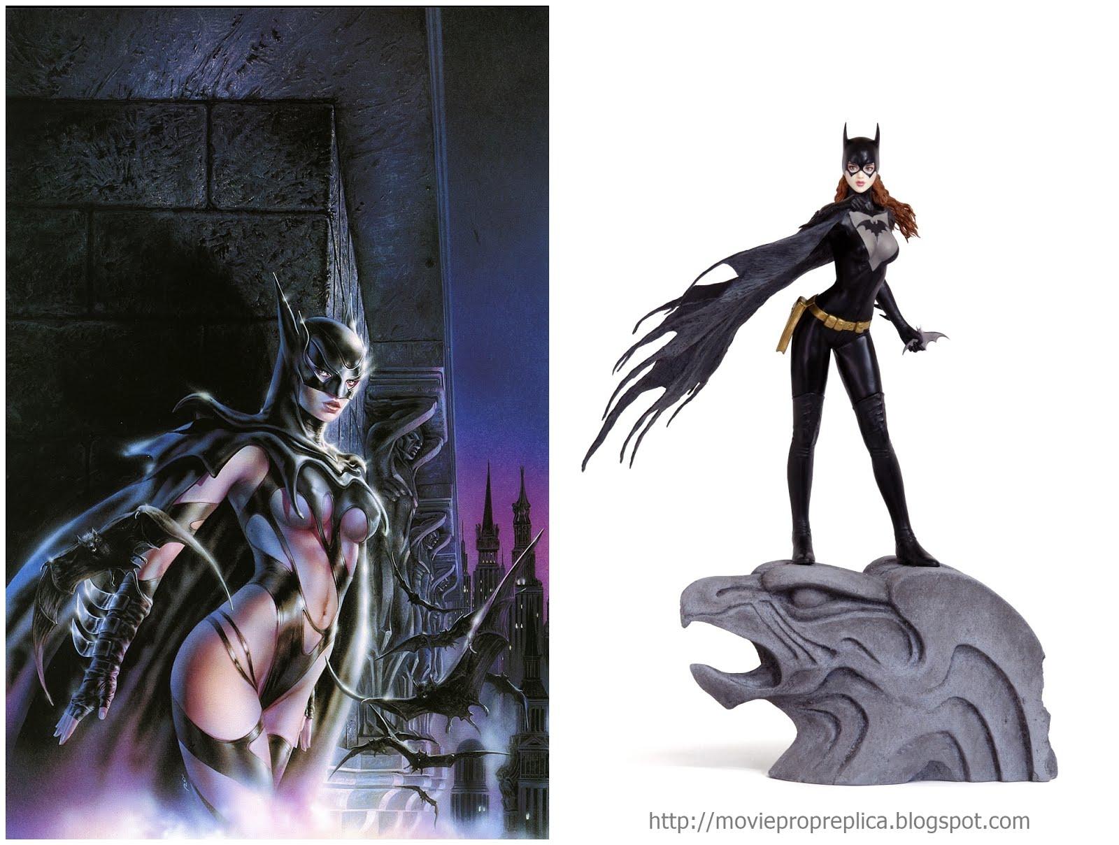 Batgirl by Luis Royo