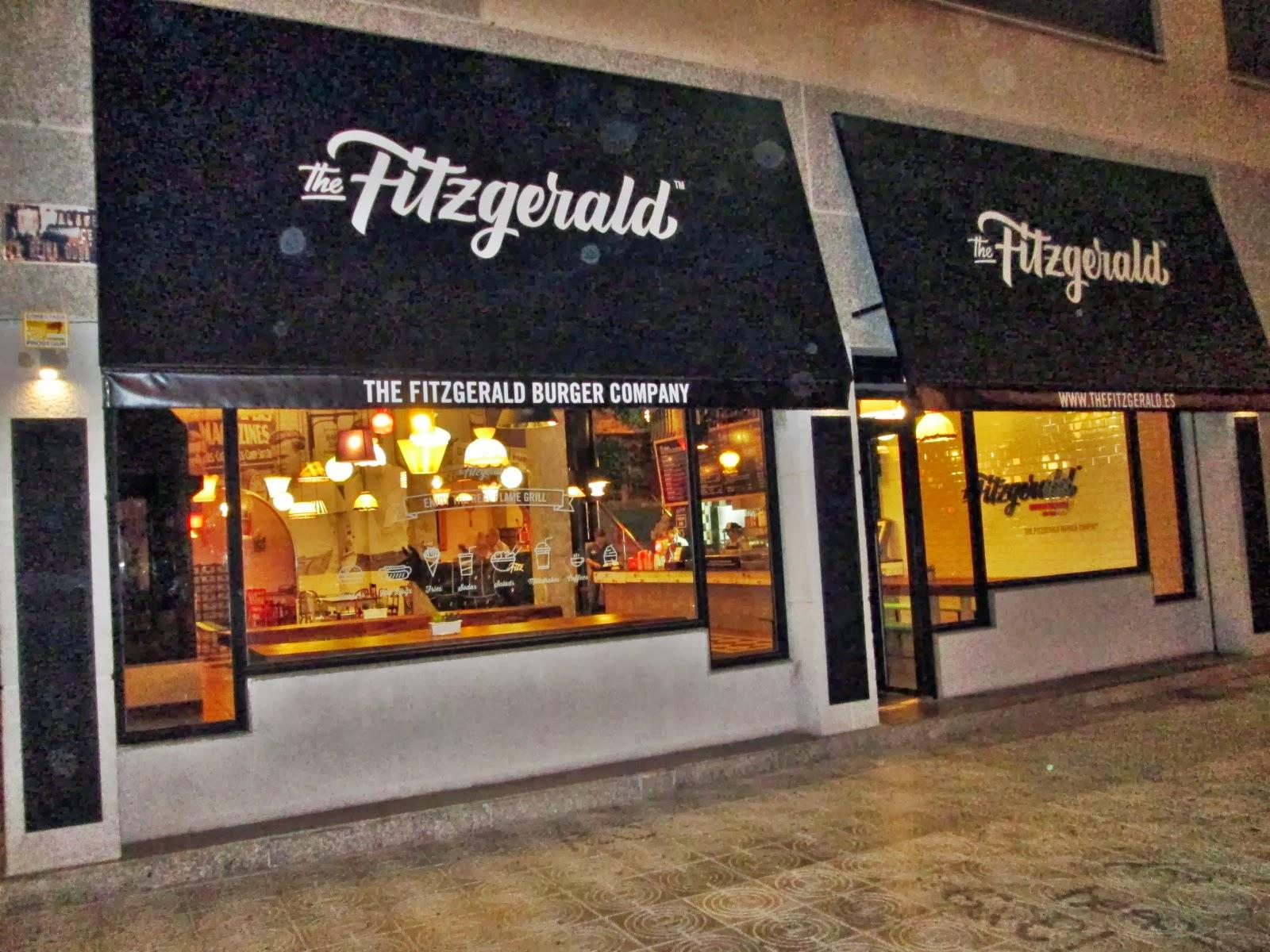 Hamburgueser A The Fitzgerald Burger Company Gastrocritic