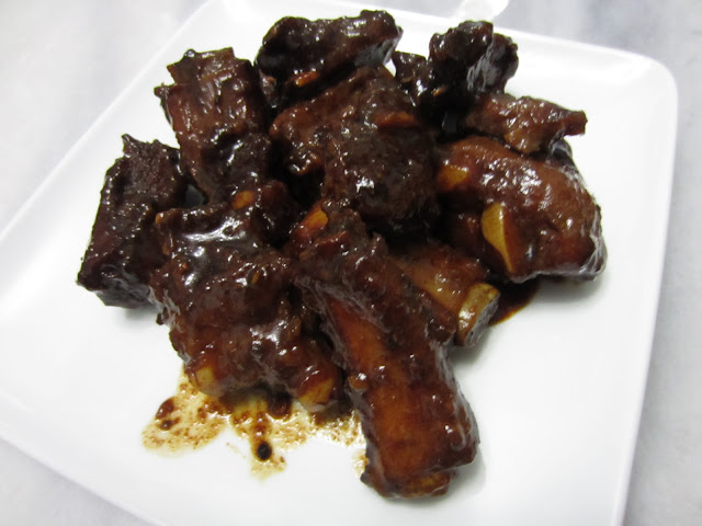 Found another simple way of making Char Siu pork ribs, recipe given by ...
