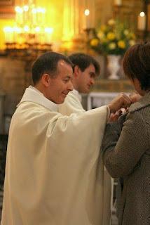 Première Messe - Bénédiction - Prêtre - Abbé