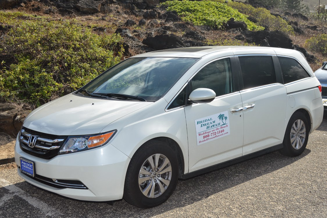 MiniVan Transportation in Honolulu