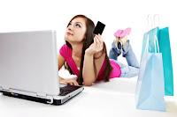 Tips Trik Belanja Online Saat Liburan
