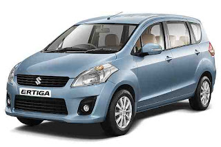 Harga dan Spesifikasi Suzuki Ertiga Terbaru 2012