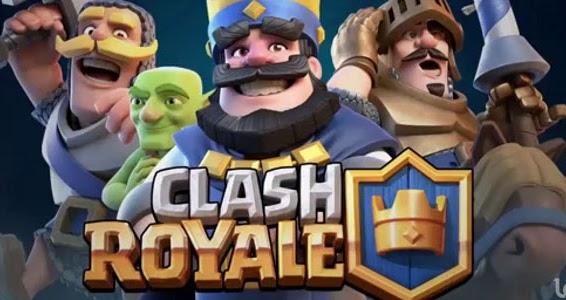 Clash Royale, Game Duel Strategi Terbaru dari Supercell