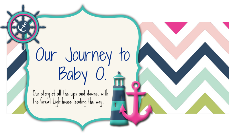 Our Journey to Baby O.