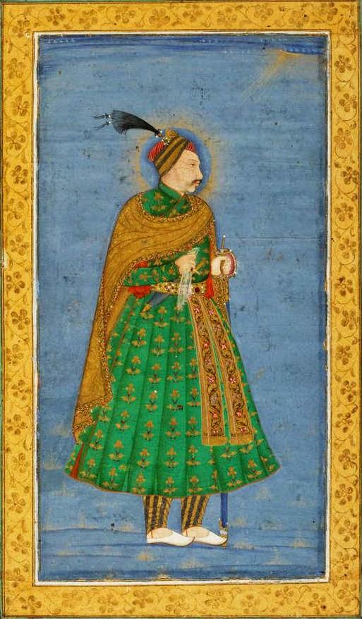 Sultan Abdullah Qutub Shah - the seventh Sultan of Golconda