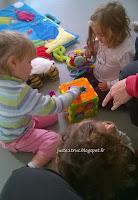 réunions allaitement LLL leche league maternage bambins