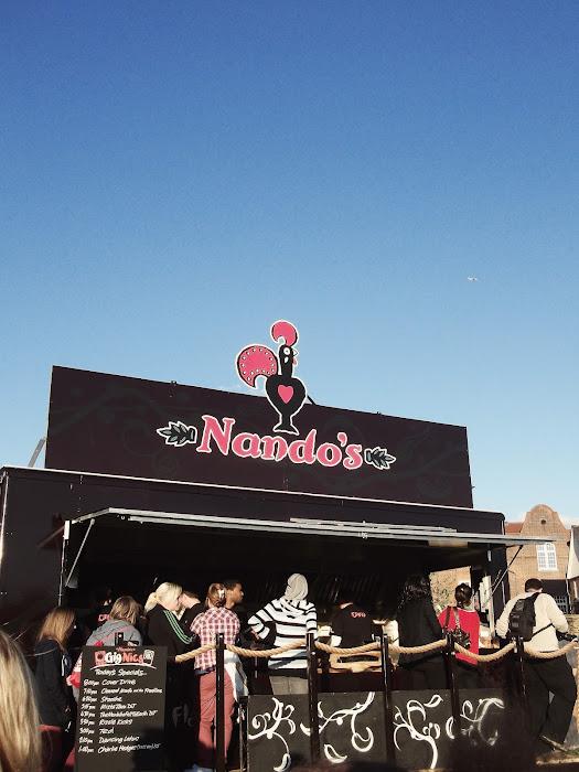Nando's GigNics