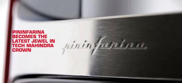 インド企業「マヒンドラ」が「ピニンファリーナ」の買収を正式発表。