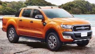 2016 Ford Ranger Wildtrak