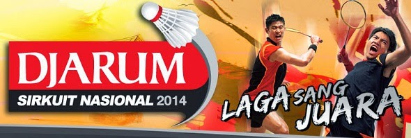 Hasil Pertandingan Final Djarum Sirkuit Nasional Bali Open 2014