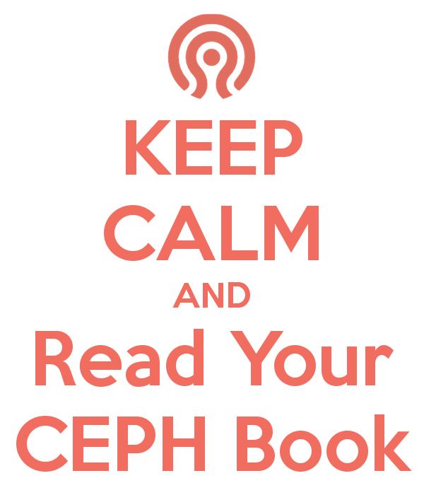 Ceph book
