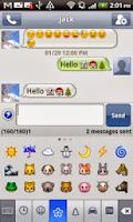 Handcent SMS Aplikasi Android Terbaik Gratis