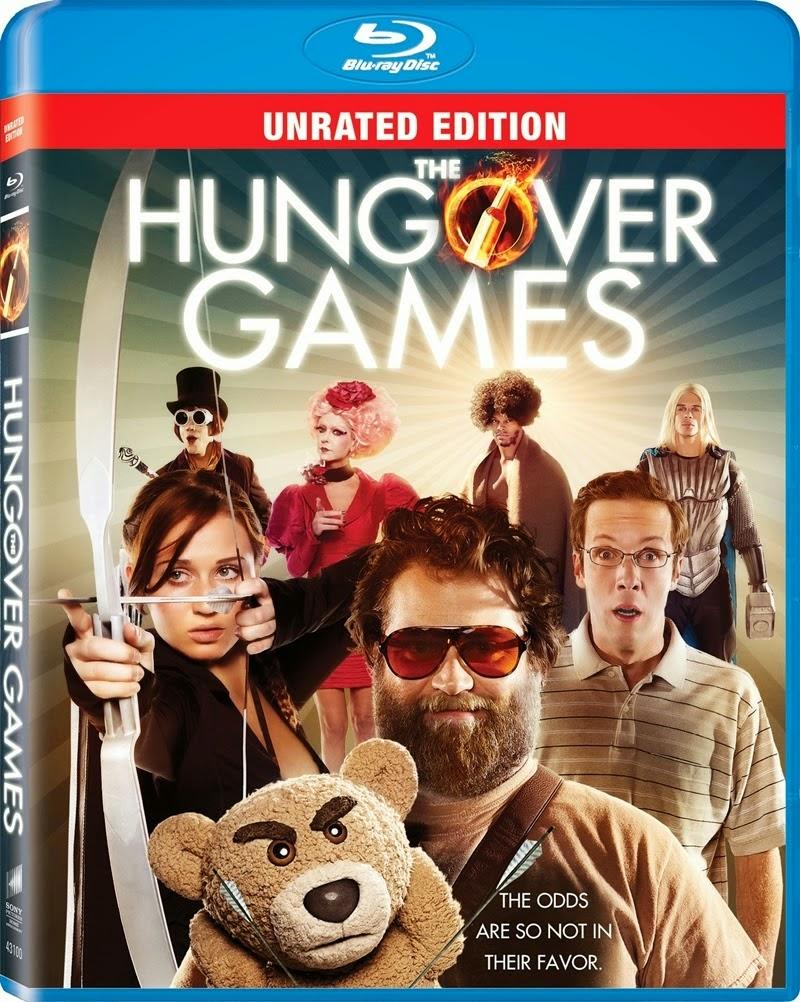 The Hungover Games 2014 เกมล่าแก๊งเมารั่ว