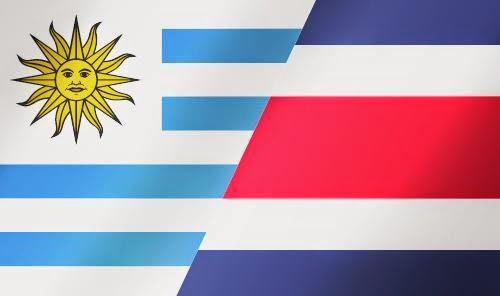 PREVIEW Pertandingan Uruguay vs Kosta Rika 15 Juni 2014 Dini Hari