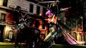 ayane ng3re screen Ayane Screenshots From Ninja Gaiden 3: Razor's Edge