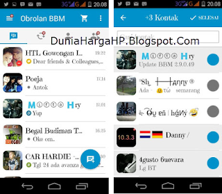 BBM official new backUp v2.9.0.49 (Free Sticker)