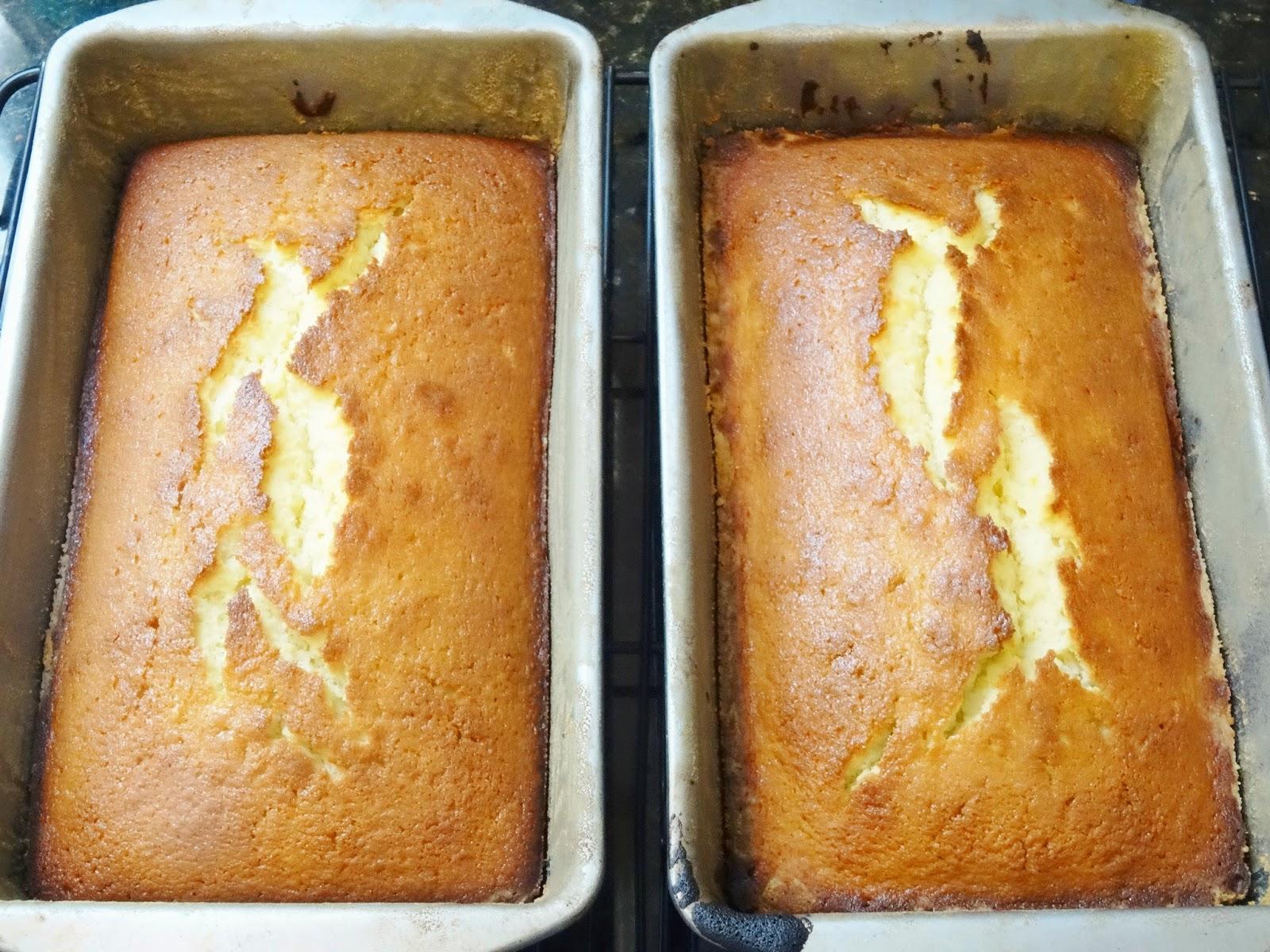 Test #145: Meyer Lemon Soaked Pound Cake with Meyer Lemon Glaze | Bon ...