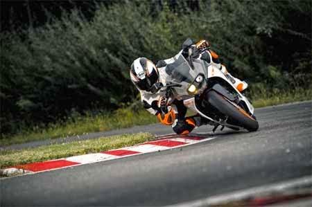 Keunggulan KTM RC390