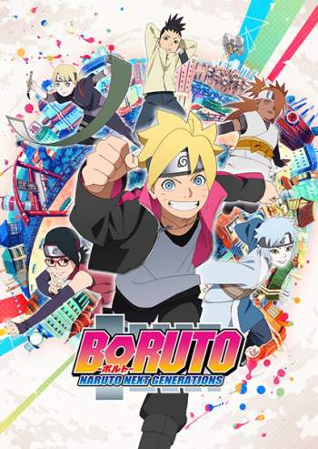 Boruto 1ª Temporada Torrent – WEBRip 720p/1080p Legendado