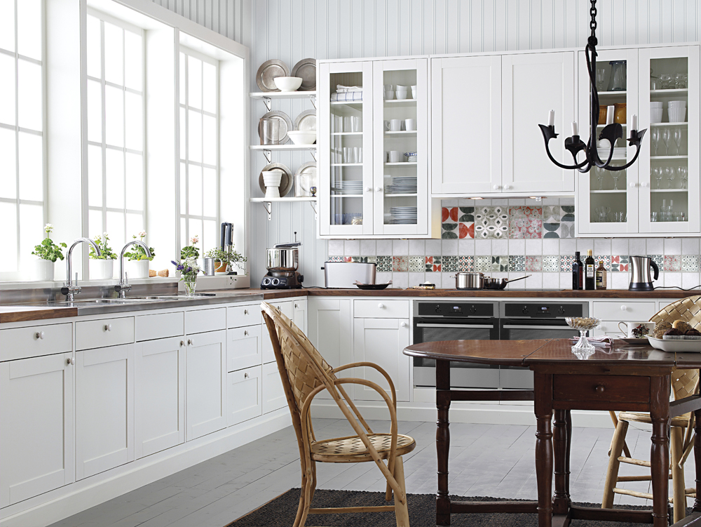 Armadio Dispensa Da Cucina Ikea : Cucine ikea moderne legno a vista ...