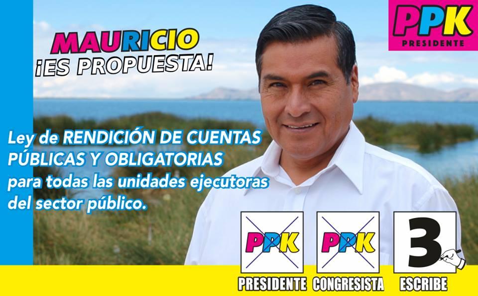 CAMPAÑA ELECTORAL 2016
