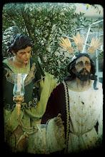 Orando en el Getsemaní