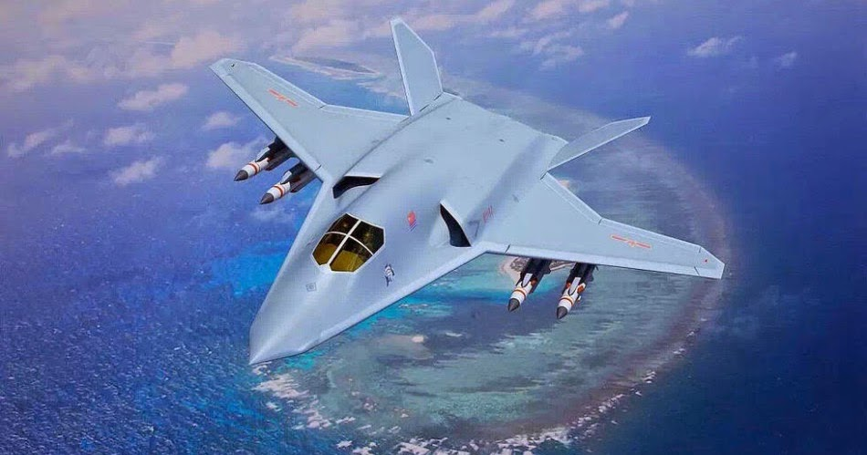 Life of Soldiers: Chinese Stealth Bomber